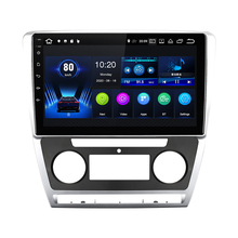 EBILAEN Car Radio Multimedia Player For Skoda Octavia 2 A5 2008-2013 2Din Android 10.0 Autoradio GPS Navigation DVR Camera IPS