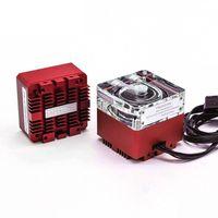 컴퓨터 냉각 pc 물 냉각기 음소거 펌프 6 미터 흐름 960l/h 지원 rgb 빛