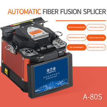 A 80Sオレンジ自動融着接続機光ファイバ融着接続機光機