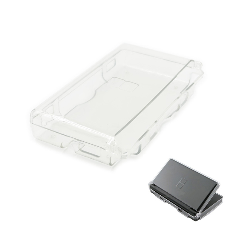 High Quality Hard Crystal Case Clear Cover Shell For Nintend DS Lite Console Anti Scratch Anti Dust Protective Case