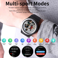 696 DM368 Plus 4G Smart Watch 1G+16G WIFI+GPS+GSM Heart rate detection Pedometer 600mAh Map Motion tracking Sport Watch