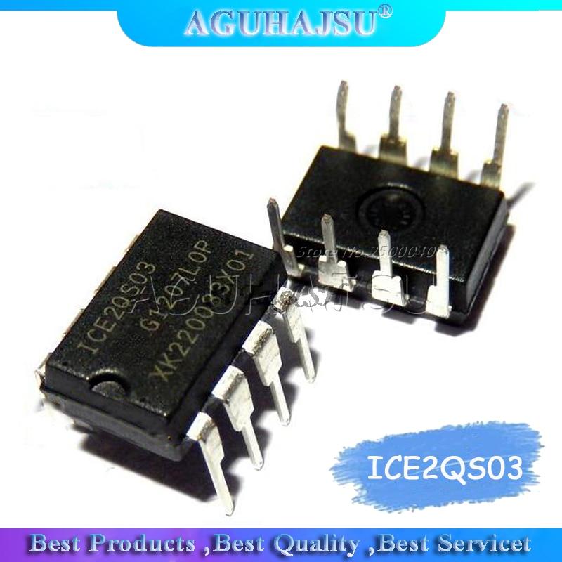 5pcs/lot ICE2QS03 2QS03 DIP-8 new original