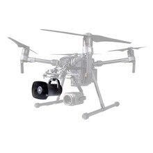 ل DJI الطائرة بدون طيار نظام مكبر الصوت MP 130 الطائرات بدون طيار ل DJI Matrice 200 سلسلة نظام البث الصوتي الرقمي