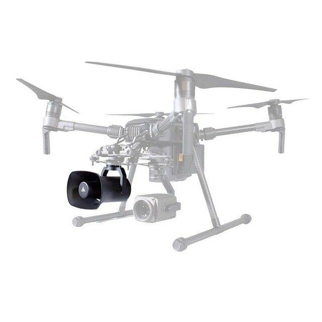 Per DJI Drone Sistema di Altoparlanti MP 130 UAV Per DJI Matrice 200 Serie Sistema di Trasmissione Vocale Digitale
