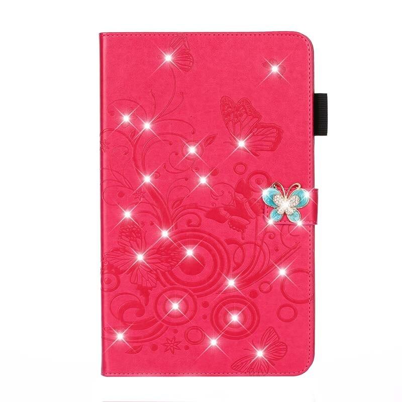case Black Stand Flip PU Leather Capa Case For iPad 10 2 Case 2019 A2200 A2198 A2197 A2232