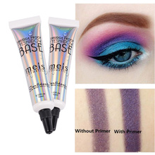 MEIS Waterproof Eyeshadow Primer Cream Enhancers Shadow Color Smooth Long Lasting Eye Base Protecting Eyes Makeup 10ml