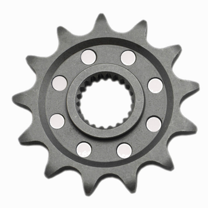For Honda Off Road CR125 CRF250 R CRF250R CRF250X 2004-2017  520 Motorcycle Front Sprocket Gear Pinion