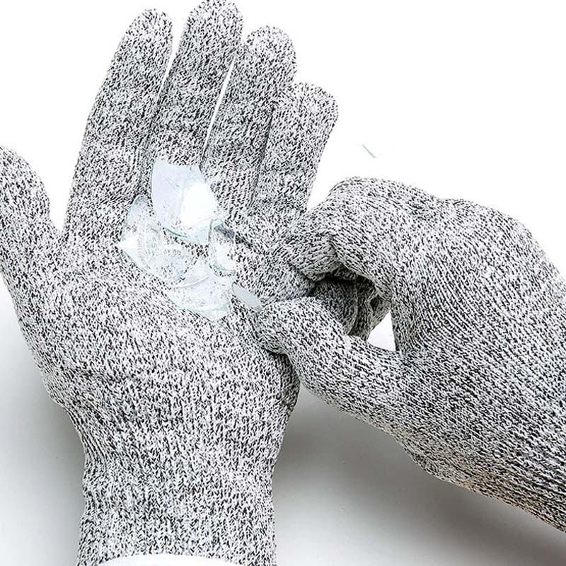 Nylon Wire Gloves Wear-resistant Thickening Protective Gloves