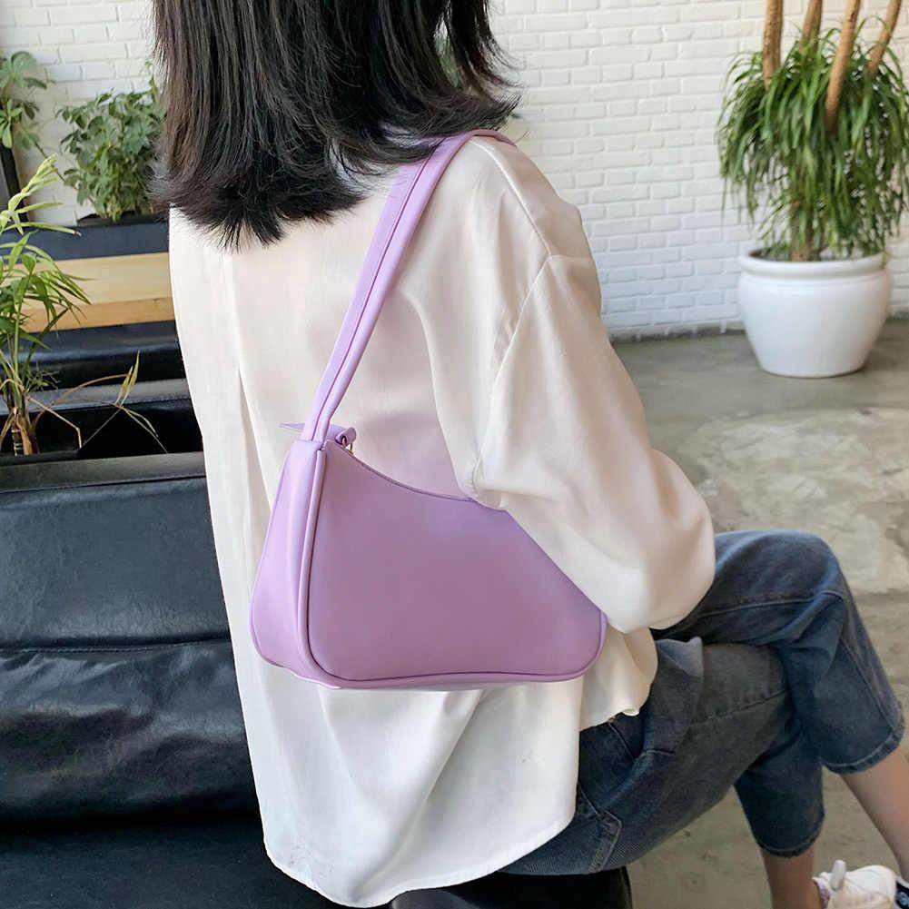 Retro ETOP Cho Nữ 2020 Hợp Thời Trang Vintage Túi Xách Nữ Nhỏ Subaxillary Túi Áo Retro Mini Túi Đeo Vai