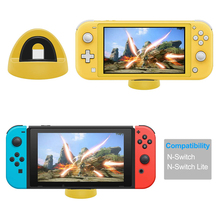 цена на for Nintend Switch Lite Dock Switch Charging Dock for Nintend Switch Lite Type C Charger Base Stand Charger Holder Dropshipping