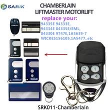 Chamberlain 4330e 4332e 4333e 4335e transmisor de mano 호환 가능 puertas deslizantes código de rodamiento de garaje