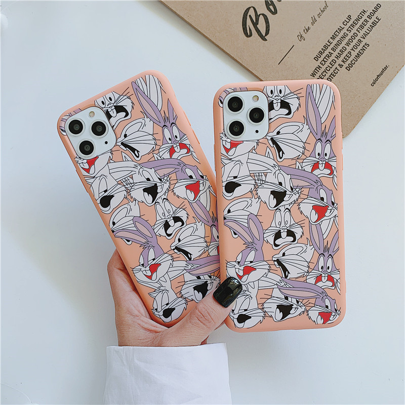 Fashionable Cute Carton Design Phone Case For Iphone 11 Pro Xs Max