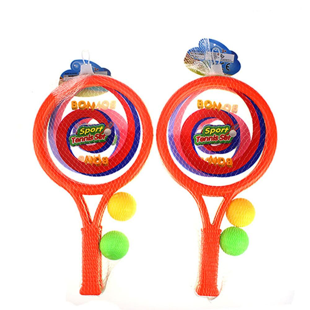 Kids Tennis Racket Multi-purpose Children's Fitness Intelligence Developing Toy For Outdoor Sports