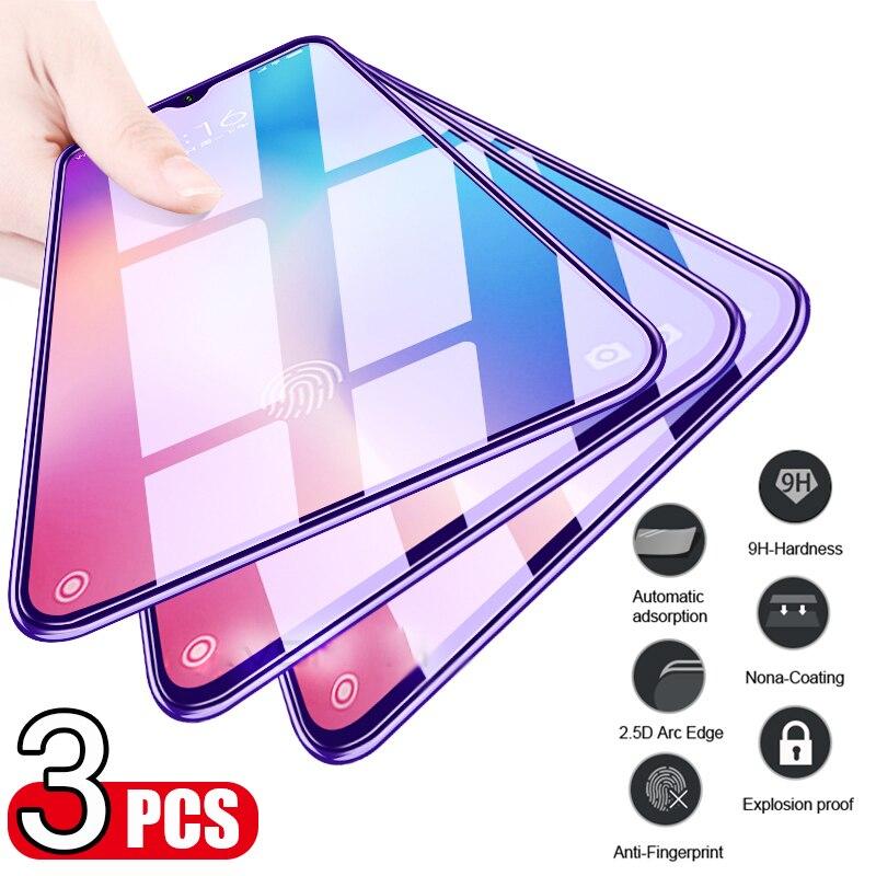 1-3 Pcs Tempered Glass for Mi-A2-Lite Xiaomi-Mi A3 Screen Protector Mi A 2 Lite Xaomi A3 Glass Protection Mia2 Xiomi MiA3 Mia 3(China)