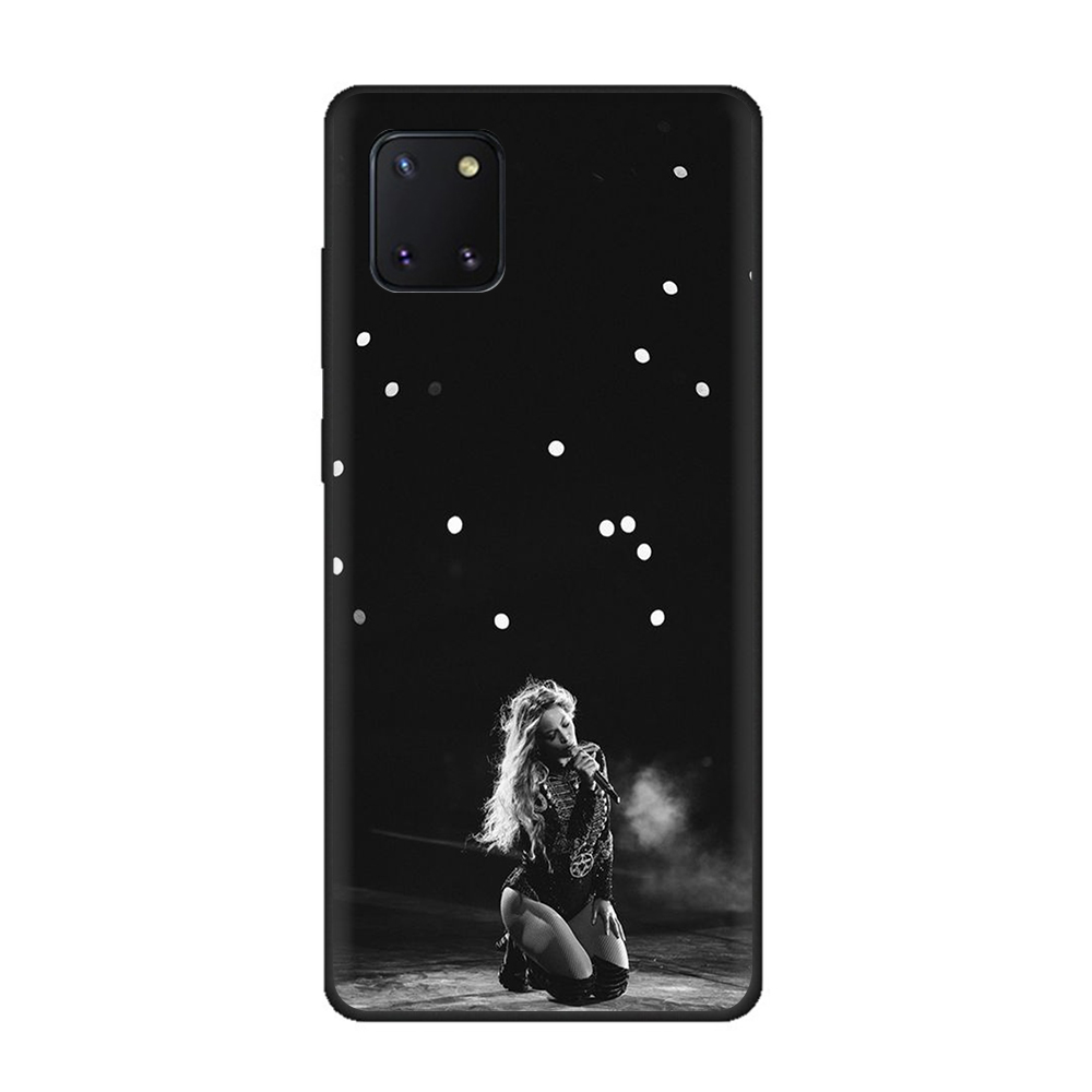 Beyonce Singer Silicone Case for Samsung S10 Note 10 Lite S20 Plus Ultra A01 A11 A21 A41 A51 A71 A81 A91