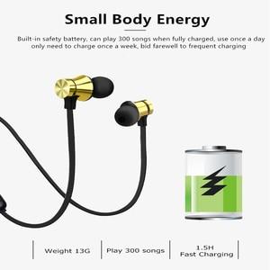 Image 3 - XT11 wireless earphone Bluetooth 5.0 Business waterproof Headset sports earbuds music headphones Works on all smartphones phone