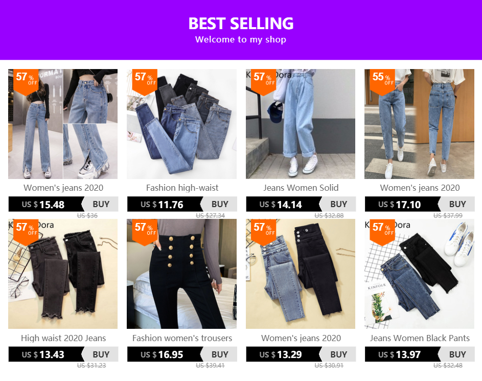 Jeans Women Solid Vintage High Waist Wide Leg Denim Trousers Simple Students All-match Loose Fashion Harajuku Womens Chic Casual