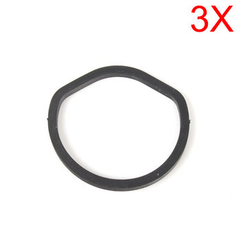 3x oil cooler Gasket for MERCEDES-BENZ W202 W203 CL203 S202 S203 C208 OEM# 1121840061 image