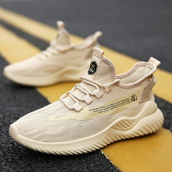 2020 Summer Sports Shoes Mesh Black White Sneakers Light Breathable Comfortable Casual Shoes for Men Running Walking Sneaker Boy original xiaomi mijia freetie ultra light running shoes men s city sneaker air mesh breathable eva sole stylish casual shoes