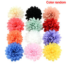 Pins Bows Flower Hairpin Toddler Baby Girls Hair Clip Brooch Clothes Accessories(China)
