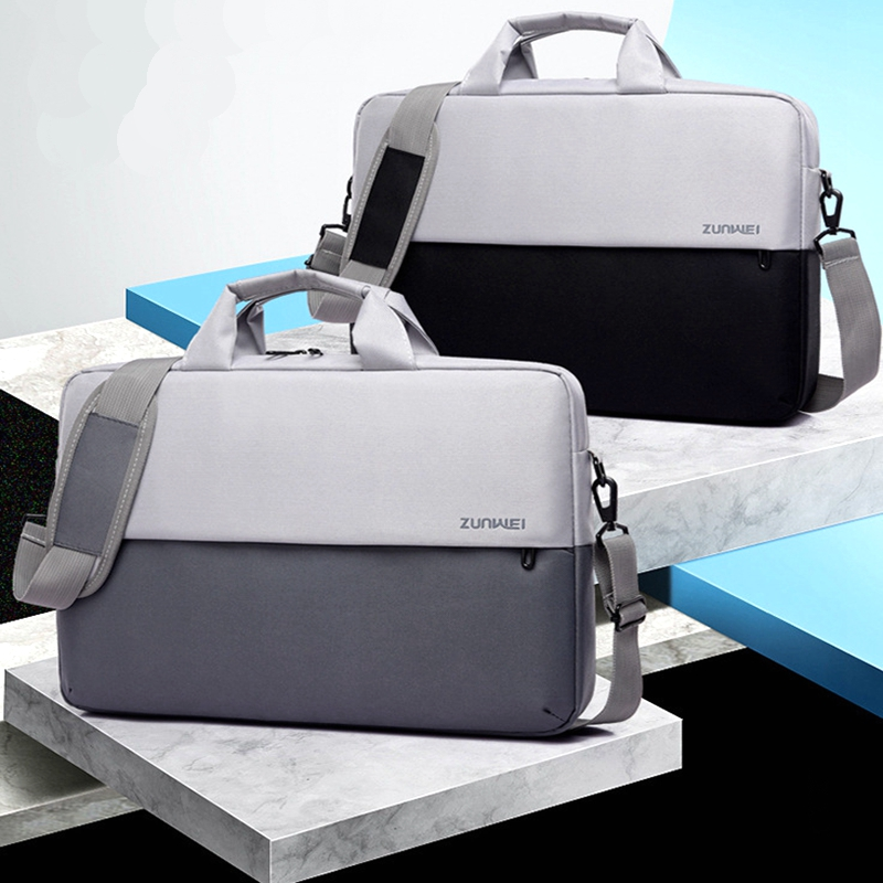 New Style15.6 Inch Briefcase Lady Laptop Bag Men's Bussiness Bag Office Bag Handbag For Men Women Portable Maletin Mujer