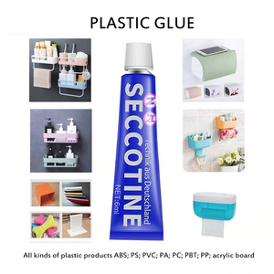 Household Quick-drying Non-toxic White Glass Glue ABS Plastic Strong Nail-free Glue Bathroom Tools All-purpose Quick-drying Glue