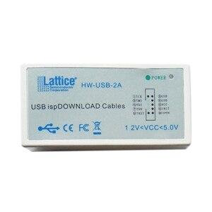 USB Isp скачать кабель JTAG SPI программист для решетки FPGA CPLD HW-USBN-2