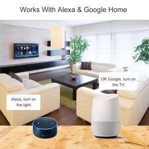 Image 5 - 4Pcs ITEAD Sonoff Basic R2 Wifi DIY Smart Wireless Remote Switch Domotica Light Controller Module For Alexa Google Home eWeLink