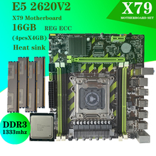 Memory-Cpu-Kit Processor Combination Ddr3-Ram Xeon E5 X79 4pcs 4GB--16GB-1333MHZ