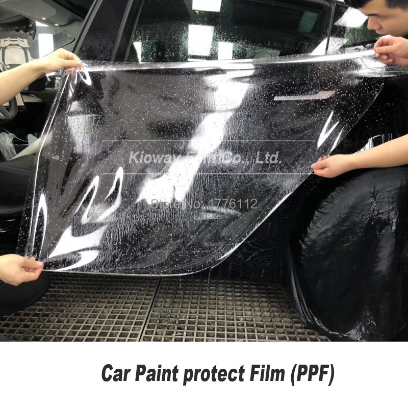 Most Popular Self Healing TPU PPF  Car Paint Protection Film PPF High Quality High Cost Performance 1.52m*15m/roll