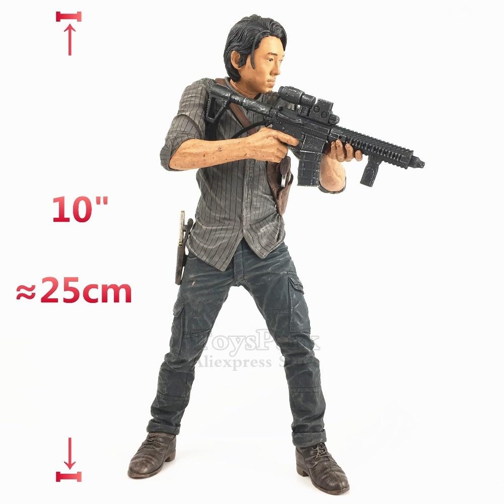 "10/"" Michonne Deluxe Figure McFarlane Toys Free Shipping! The Walking Dead TV"