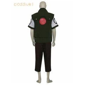 Image 2 - Naruto Nara Shikamaru Cosplay Costume, personnalisé parfait pour vous!