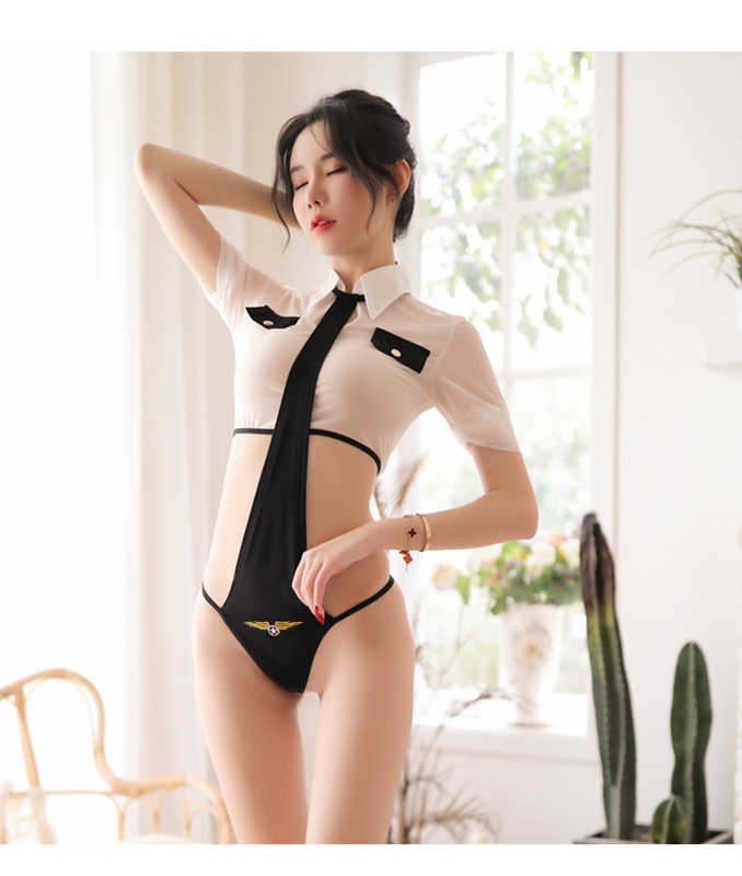 Sexy Police Officer Erotic Lingerie Pole Dance Costume Policewomen Costumes Women Adult Cosplay Uniform