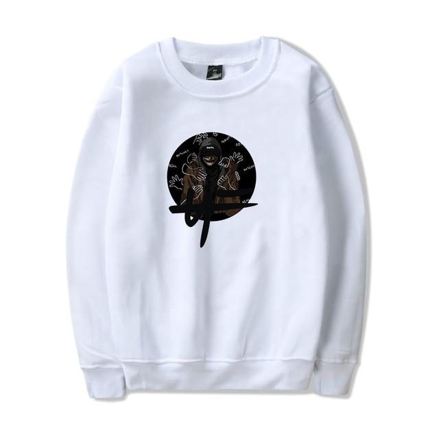 NF New Album Sweatshirt  1