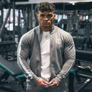 Image 5 - Mens Sports Suits Running Gym Tracksuit Men Set Sports Top Jogging Set Fitness Bodybuilding Sports Suits Mens Hoodie+Pants Suit
