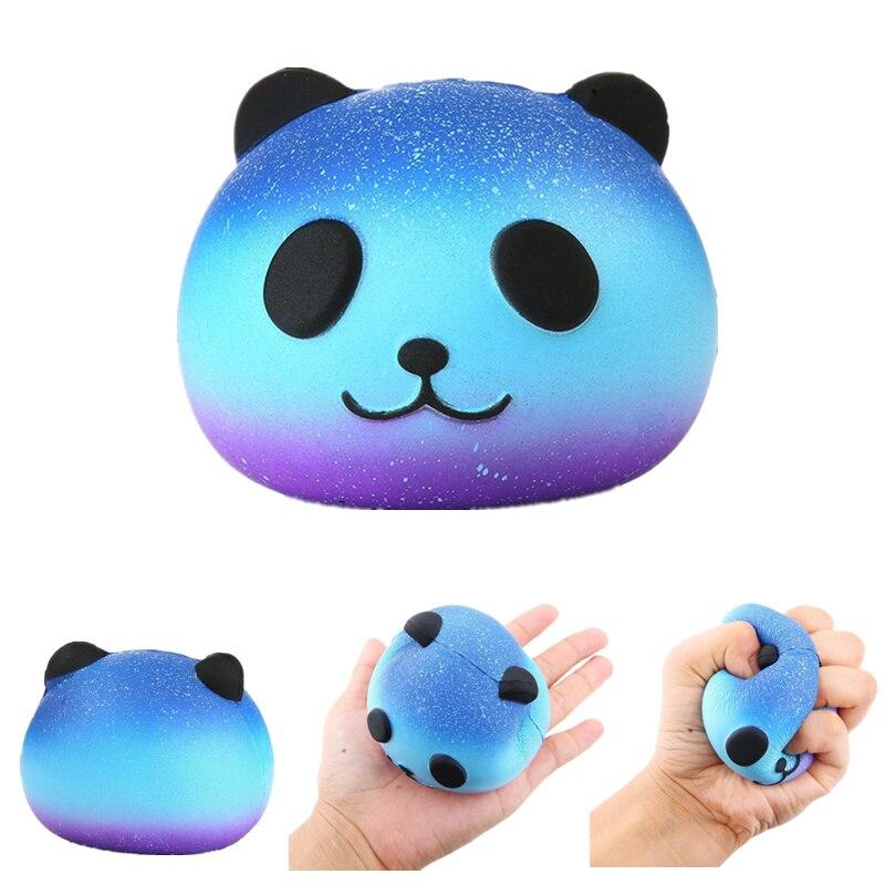 Unicorn Squishy Toys Squeeze Anti-Stress Animal Children Kawaii Gift Slow Rising Reliever img3
