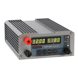 2019 NPS-1601 New Version Laboratory DIY Adjustable Digital Mini Switch DC Power Supply WATT With Lock Function 32V 30V 15V 5A