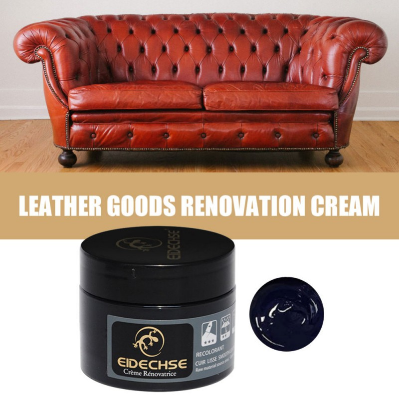 Household Liquid Leather Repair Kit Auto Complementary Color Paste Seat Sofa Holes Scratch Cracks Rips Polish Paint Care Coating