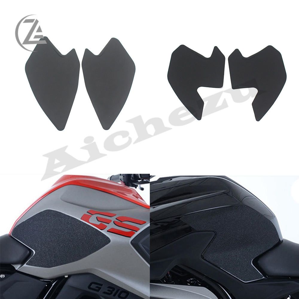 Tank Traction Pad Side Gas Knee Grip Protector For BMW G310GS