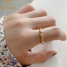 Женские винтажные кольца с узлом xiyanike Классические Вечерние