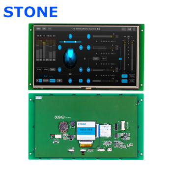 RS485 RS232 TTL LCD Module 10.1 inch with Touch Screen + PCB Controller Board for Industrial Use diagnostic tool mb star c3 rs232 to rs485 cable mb sd connect c3 rs232 to rs485 cable with chip and pcb