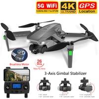 2021 nuovo SG907 MAX / SG907 Pro Drone GPS 5G WIFI 4k HD meccanico a 3 assi Gimbal Camera supporta TF Card RC droni distanza 800m