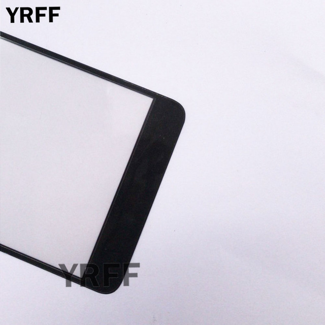 Touch Screen Panel For Leagoo M8 / M8 Pro Touch Screen Sensor Glass Digitizer Front Panel 5.7'' 3M Glue Wipes 6