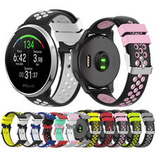 Soft-Silicone-Strap Wristbands Bracelet Smart-Watch-Band Polar-Ignite Vantage-M for Classic