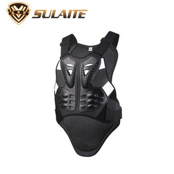 Oddychający motocyklowy wyścigowy bez rękawów klatka piersiowa z powrotem wsparcie ochronne odzież sportowa ochrona kręgosłupa sportowy ochraniacz na rolkach tanie i dobre opinie NYLON