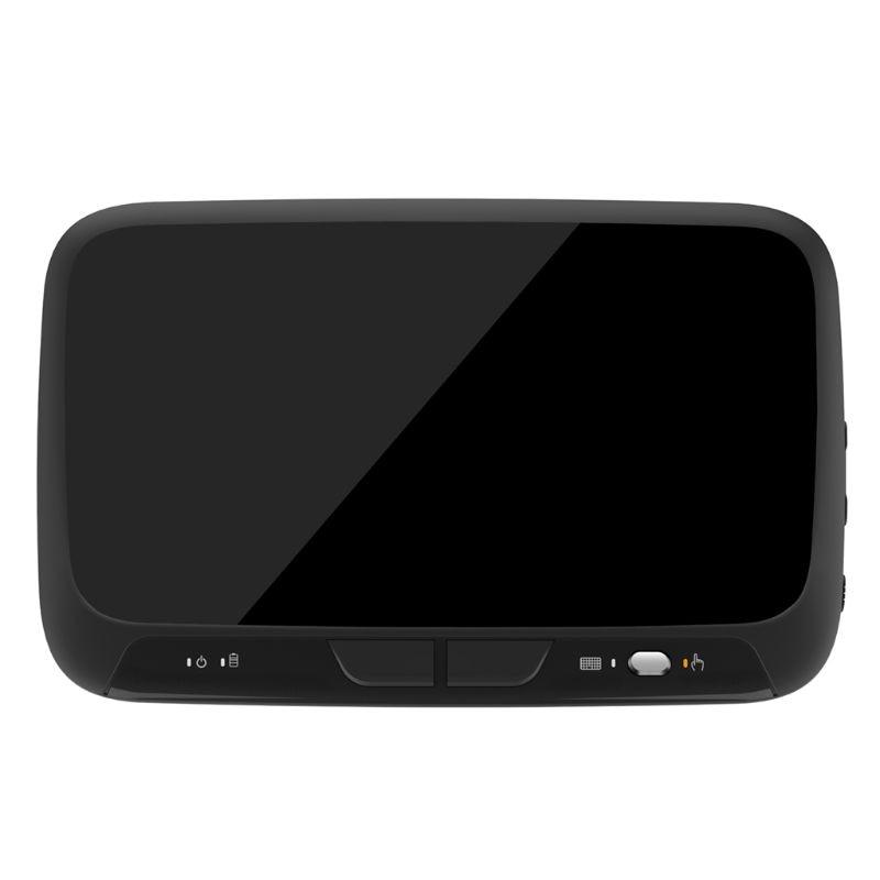 Беспроводная мини-клавиатура H18 + H18 Plus 2,4 ГГц с полнофункциональной эргономичной мышью, клавиатуры с подсветкой для Android