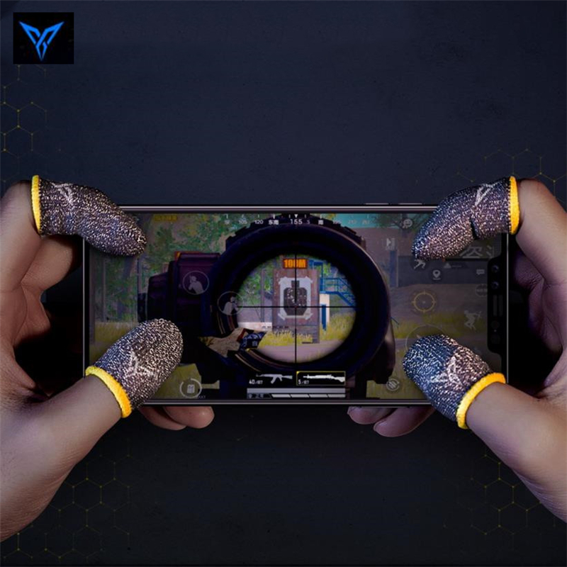 Flydigi Beehive Game Controller Sweatproof Gloves for Phone Gaming, PUBG and other professional touch screen thumbs(China)