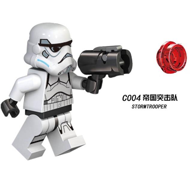 Star Wars legoing Lord Building Blocks bricks toys 3