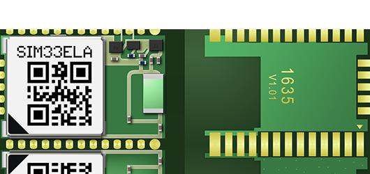 SIMCOM SIM33ELA GNSS Antenna Module Support AGPS GPS GLONASS Galileo QZSS With MTK's High Sensitivity Navigation Engine