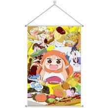 Аниме himouto! Постер на стену из сплава 60x90 см 24x36 дюймов